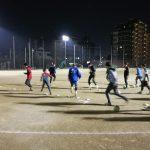 西が丘大人サッカー教室 1月の練習日追加について