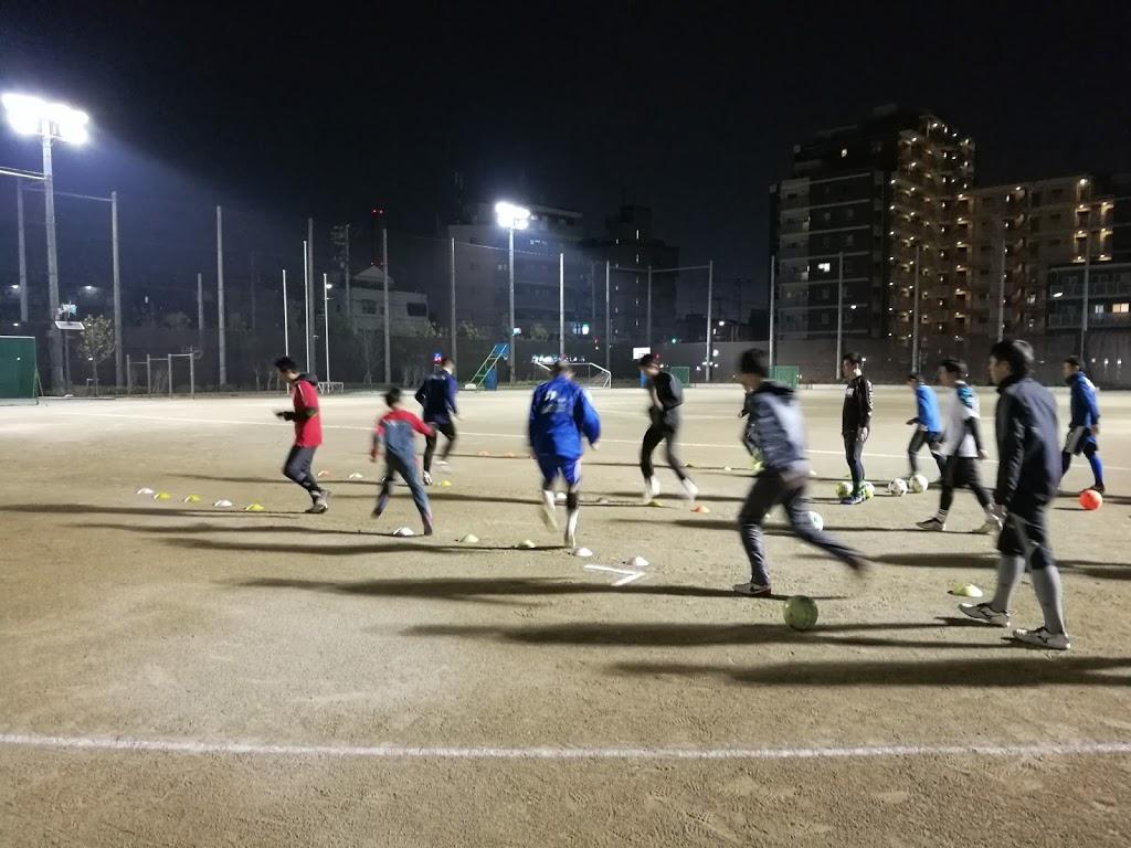 西が丘大人サッカー教室 2018年5月の活動スケジュール