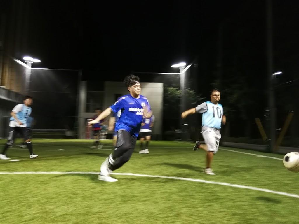 大人サッカー教室 2017年7月の活動スケジュール