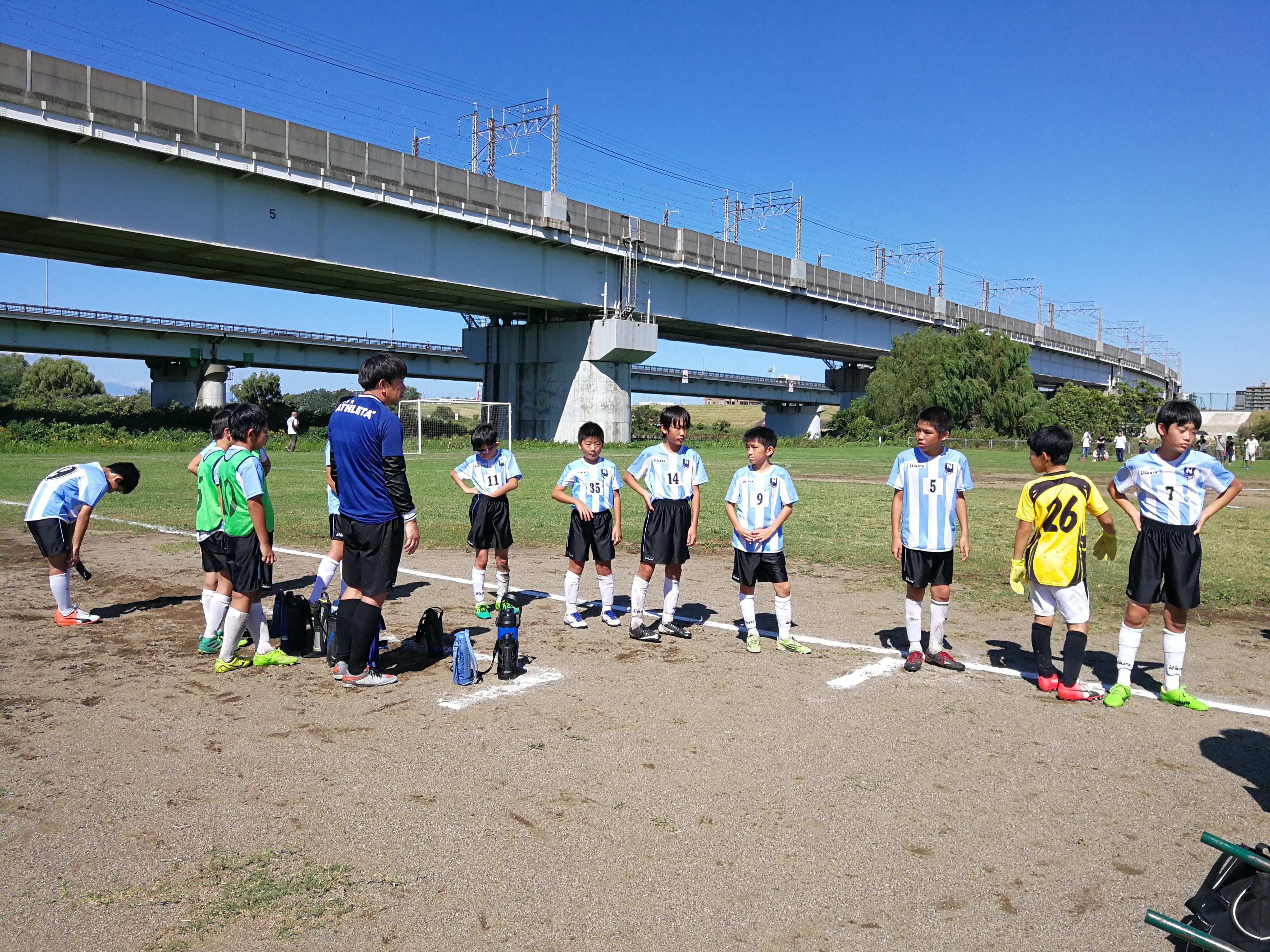 六年生チーム 待望の試練が訪れました!