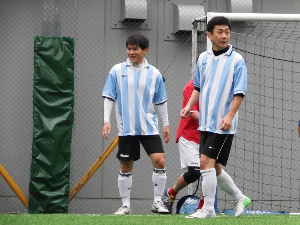 西が丘大人サッカー教室 2018年7月の活動スケジュール
