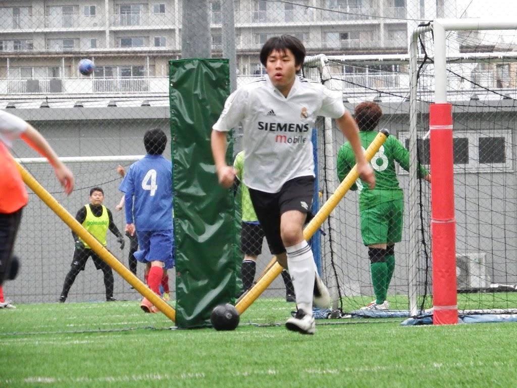 西が丘大人サッカー教室 2018年4月の活動スケジュール