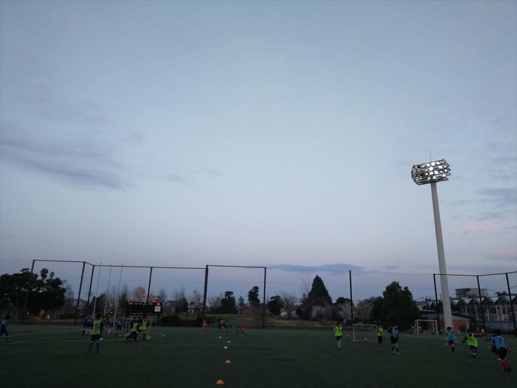 大人サッカー教室 練習日追加の件