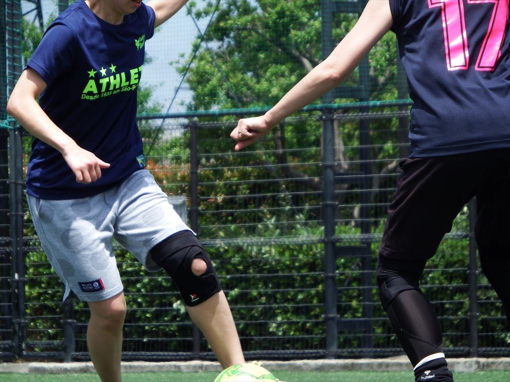 西が丘レディースサッカー教室 2018年6月の活動スケジュール