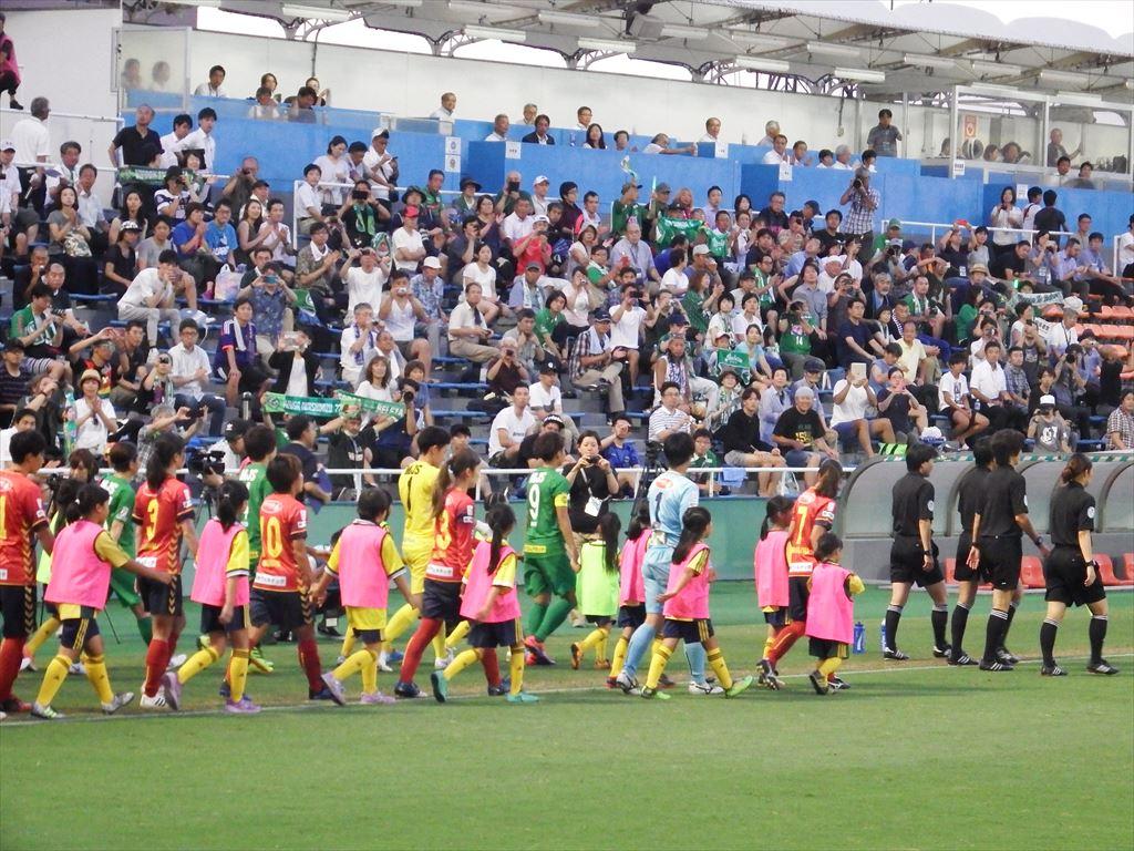 日本サッカーのお手本になる試合 なでしこリーグカップ決勝戦