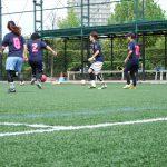 西が丘レディースサッカー教室 2019年7月の活動スケジュール