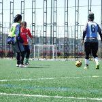 西が丘レディースサッカー教室 2020年9月の活動スケジュール