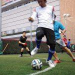 西が丘大人サッカー教室 2019年6月の活動スケジュール