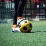 西が丘レディースサッカー教室 2019年6月の活動スケジュール