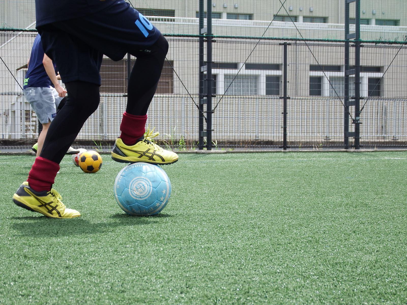 西が丘レディースサッカー教室 2019年9月の活動スケジュール