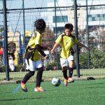 五年生練習試合 グループ分けの目的と練習試合の狙いについて
