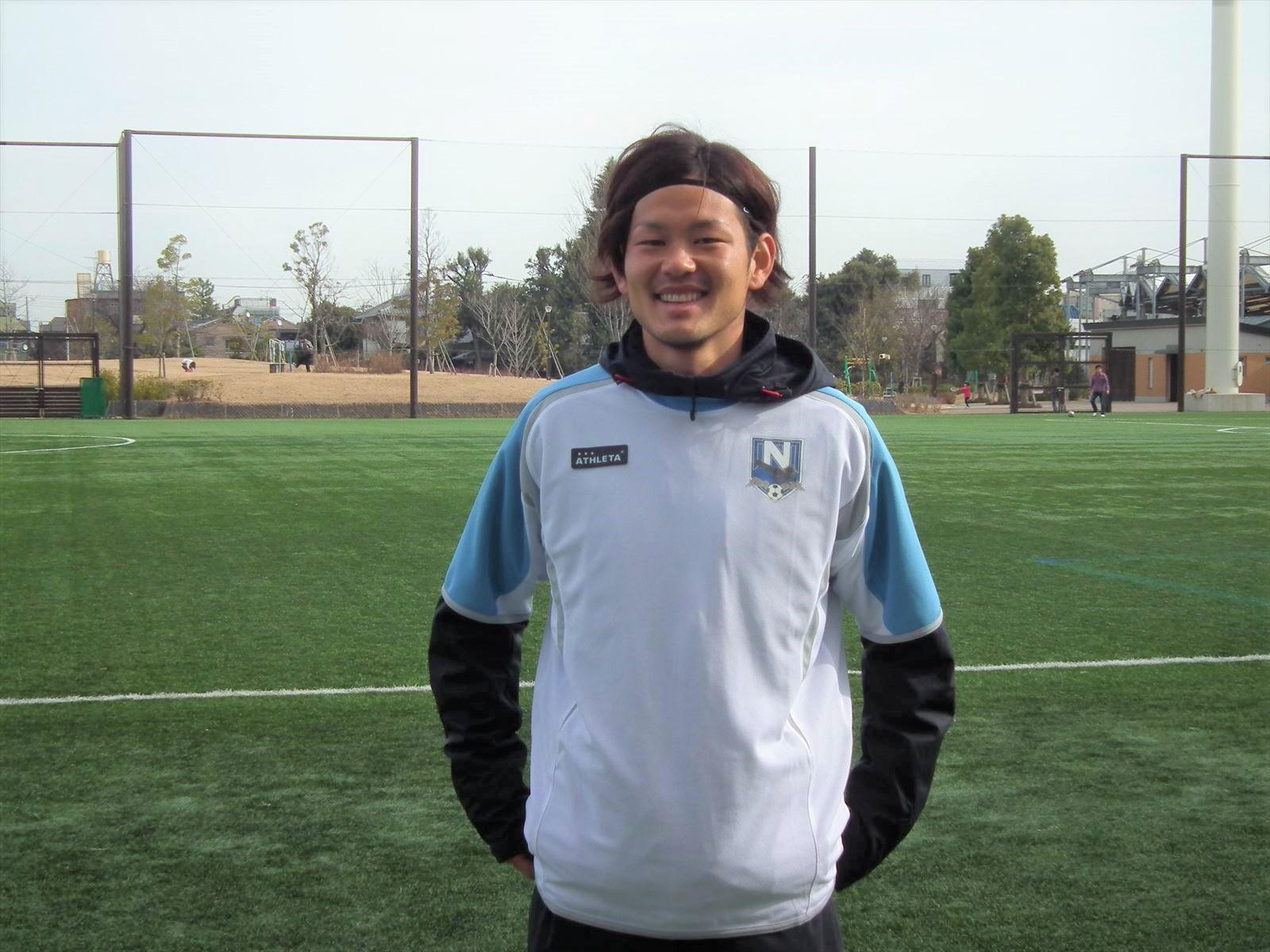 ファジアーノ岡山の上田選手からメッセージが届きました。
