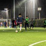 西が丘大人サッカー教室 2021年3月の活動スケジュール