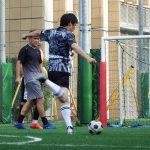 西が丘大人サッカー教室 2021年10月の活動スケジュール